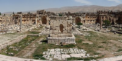 Baalbek Ruins - Back in time.