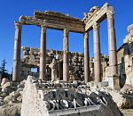 Baalbek Ruins Back in time.