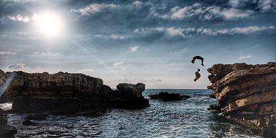 Kfaraabida - Jumping, climbing, and snorkling!